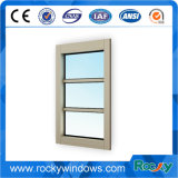 Ventana fija modificada para requisitos particulares del aluminio barato con el vidrio Tempered
