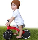Rit de Met drie wielen die van het Speelgoed van de Jonge geitjes van de Baby van jonge geitjes op de Auto van de Draai van de Jonge geitjes van de Auto in China wordt gemaakt