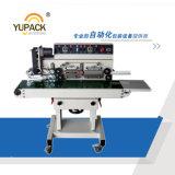 Sigillatore continuo orizzontale ad alta velocità di calore con stampa calda del nastro del bollo
