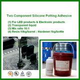 Jxh-700b (BLANC) Colle de pot de silicone
