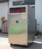 Полуавтоматическая электрический Smokehouse/колбаса дыма печи курения машины
