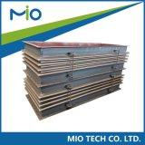 وصلة تمديد معدنية مرنة مخصصة عالية الجودة ومخصصة من خلال وصلة تمديد إلى شكل مربع معوِّض مُموج