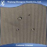 Водонепроницаемый Клетчатыми Клетчатую катионов полиэстер эластан ткани для одежды