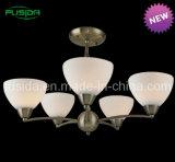 Luz do candelabro do ferro/lâmpada antigas novas (X-8102/5)