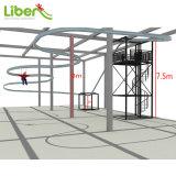 Rollglider deslize para trampolim Park Use