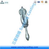 Ancoraggio piegante del crogiolo di vendita raffio calda dell'acciaio inossidabile di piccola