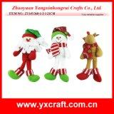 Украшение рождества украшения рождества (ZY14Y360-1-2-3) поставляет головного убор