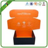 Kundenspezifisches Geschenk-verpackenverschiffen-gewölbte Karton-Werbungs-sendender Sammelpack für Schmucksachen/Kleidung/Kleid/Schuhe/Kosmetik/Duftstoff