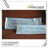 Fishのための1.4X10 Mm ISO11784/85 134.2 kHz Animal Microchip Syringe Packed