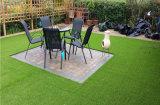 Het kunstmatige Gras, vervalst het Synthetische Gazon van het Gras voor het Modelleren, Tuin, Decoratie, Openbaar Gebied