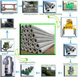 Molde elétrico de Pólo do concreto reforçado dos melhores preços bom para a venda
