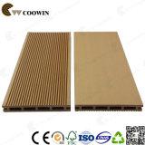 Plancher en bois de Decking imperméable à l'eau de WPC (TS-04A)