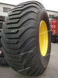Implemento agrícola Esparcidor de remolque de flotación de la cosechadora de neumáticos 600/55-26.5 Contenedores cisterna