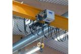 Swfモーターを搭載する10トンの電気単一のガードの天井クレーン