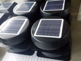 15W 14inch eingebauter Sonnenkollektor angeschaltener Ventilations-Ventilator mit schwanzlosem Motor (SN2013010)