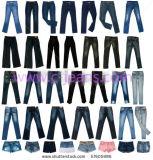 Moda 2014 ropa de mezclilla pantalones vaqueros pantalones vaqueros