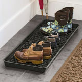 Поднос ботинка ботинка Multi цели дома комнаты грязи Mudroom резиновый