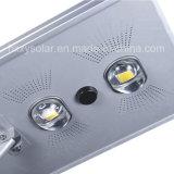 70W todo em uma luz de rua solar do diodo emissor de luz com lúmen elevado
