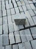 Indischer Sesam G654 Padang dunkler grauer Granit-Würfel-Pflasterung-Stein