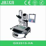 Câmera de microscópio metalúrgico