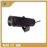 Distancia del cortocircuito del proyector del suelo de la insignia a 10 contadores de de interior