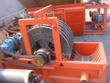 Máquina de recuperação de rejeitos Wk-Disk para recuperação de materiais magnéticos
