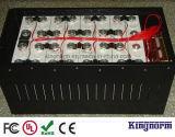 batería del fosfato del hierro del litio 12V60ah para la estación médica de la UPS de los militares