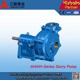Ahkr 광산 기업은 고무에 의하여 일렬로 세워진 슬러리 펌프를 적용했다