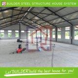 Thailand-Projekt-Stahlkonstruktion-bewegliches vorfabrizierthaus