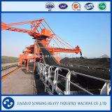 Heavy Duty угля Ленточный конвейер в порту и Уорф