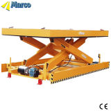 Marco Single Scissor Lift Table con el CE Approved
