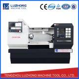 Lathe CNC плоской кровати высокой точности миниый CK6136 CK6140 CK6150 для сбывания