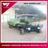 Trabajo utilitario automático aprobado UTV de la granja de 4 ruedas para el adulto