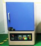 forno de mufla da parte superior do banco 1700c, fornalha de laboratório da caixa (6X6X6inch)