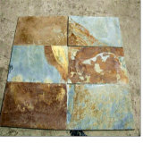 Rostiger Schiefer-Steinwand-Kultur-Stein für Verkauf