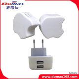 이동 전화 부속품 2 USB 마이크로 벽 접합기 충전기