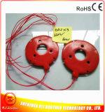 De Verwarmer van het silicone voor Diameter 126.5*3mm van de Machine van de Koffie 220V 60W
