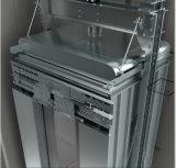 Elevador del pasajero/máquina del elevador del acero inoxidable