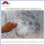 Vidro temperado de areia com 3-19 mm com SGS / CCC / ISO