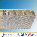 El nuevo compuesto del panal de la fibra de vidrio artesona los paneles de emparedado de FRP