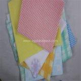 Wipe를 위한 백색 Color Non Woven Spunlace Fabric