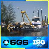 川の泥のための油圧使用されたカッターの吸引の浚渫船