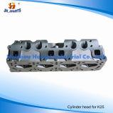 Culasse de pièces d'auto pour Nissans K21 K25 11040-Fy501