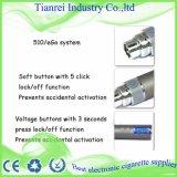 L'EGO elettronico V V della sigaretta protegge la funzione
