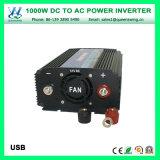1000W DC إلى AC تعديل شرط موجة السلطة العاكس (QW-1000MC)