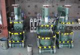 Machine de moulage chaude de compression de secousse de la vente Zl146W