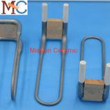 Horno de mufla MoSi2 elemento de calefacción