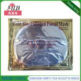 Лицевой щиток гермошлема коллагена геля сусального золота с GMP/FDA