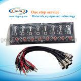 Machine d'appareil de contrôle de batterie avec la Manche 8 pour toute la batterie rechargeable de lithium de genres (GN-BTS3008)