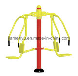 Paisagem profissional Outdoor Fitness Equipment Push Chair
